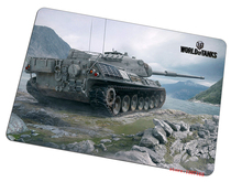 cool world of tanks mouse pad leopard large pad to mouse computer mousepad wot Domineering gaming mouse mats to mouse gamer(China)