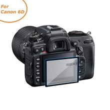 Selens DSLR Camera LCD Screen Protector Scratch-Res Cover for Canon 6D