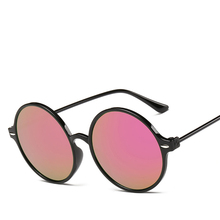 Classic fashion women luxury brand design, sunglasses, circular shades, UV protection,  polarized glasses driving