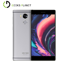 Stock in Europe Vernee Apollo Helio X25 Mobile Phone MTK6797T 2.5GHz Deca Core 5.5 Inch 2K Screen 4G+64G 4G LTE Smartphone