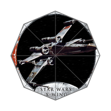 New Arrival High Quality  Star Wars Three Folding Sunny and Rainly Umbrella UMN05
