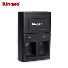 KingMa for DJI Osmo Battery dual Charger For OSMO Handheld 4K Gimbal Accessories In Stock(China)