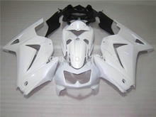 Fairing kit for Kawasaki Ninja fairings 250r 2008-2013 2014 injection molding EX250 08-14 white black customize set ZX250 NZ34