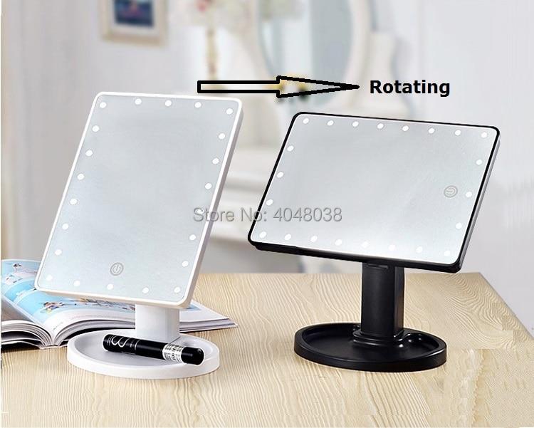rotating