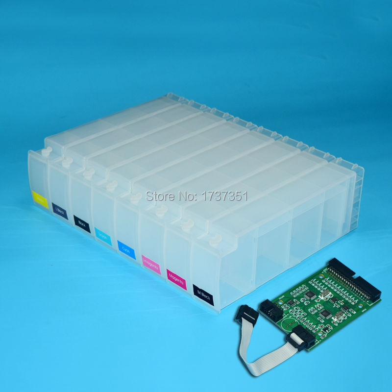 HP 91 Chip Decoder With HP91 Refill Cartridge