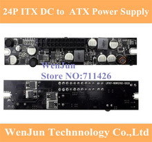 Realan DC DC ATX PSU 12V 180W Pico ATX Switch Pico PSU 24pin MINI ITX DC to Car ATX PC Power Supply For Computer  10pcs