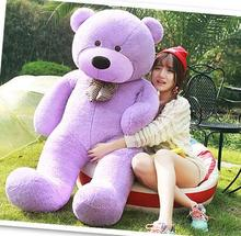 140cm Giant teddy bear plush toy big stuffed toys for kids brinquedos factory price(China)