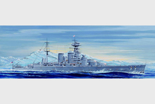 trumpeter 1/700 05741 	HMS HOOD 1931  Assembly Model kits building scale model ship 3D puzzle ship