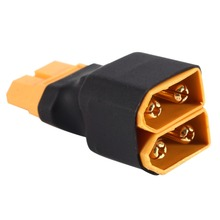 Hot 1 Pcs XT60 Parallel Adapter Converter Connector Cable Lipo Battery Harness Plug Wiring new arrivel