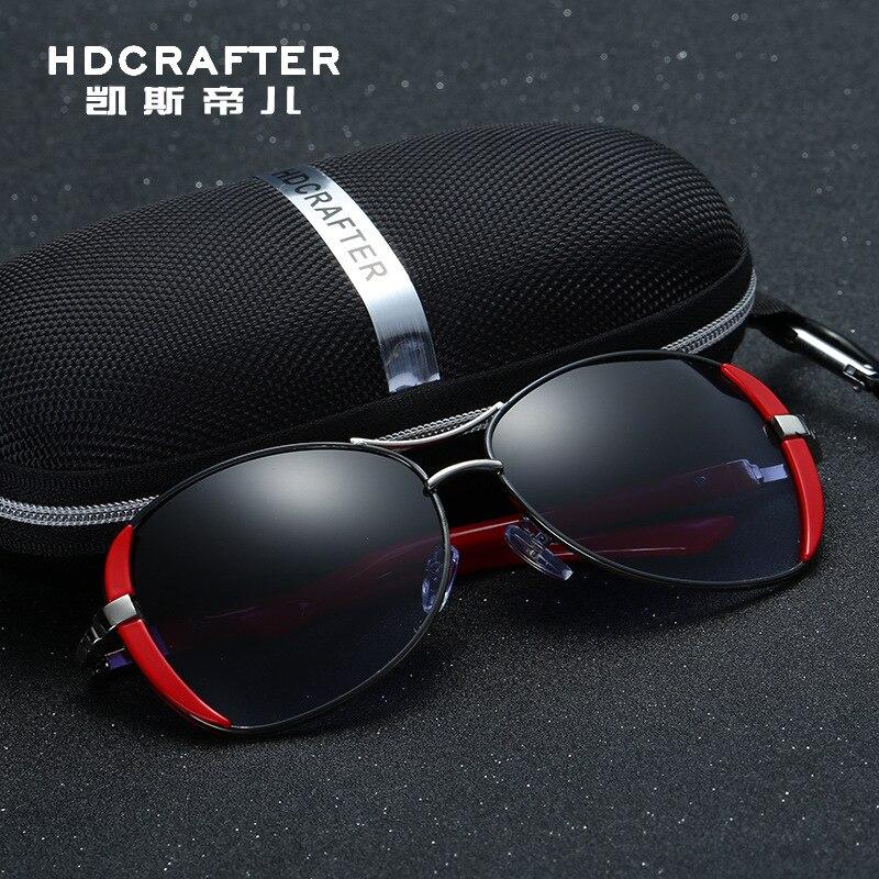 2017 New sunglasses women polarized fishing driving Alloy PC Vintage oculos de sol feminino UV400  Polaroid sunglasses E031 Q50<br><br>Aliexpress