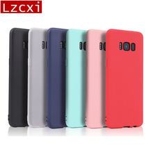 Buy Lzcxi Scrub Silicone Soft TPU Case Samsung Galaxy S8 Plus Note 8 S7 Edge J2 J3 J5 J7 2017 Prime A3 A5 A7 A8 2018 Cover for $1.39 in AliExpress store
