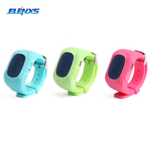 Q50 Smart Watch Children's LBS/AGPS Positioning Tracker For Kids Wearable SOS Calls LCD Smart Watches for IOS Android Cell Phone