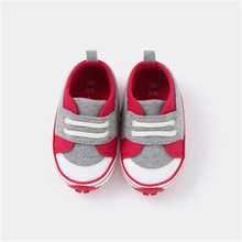 Soft Sole Shoes Winter Boys Sneakers All For The New Year Footwear Winter Sport Rubber Basketball Baby Shoes Winter 70A1066(China)