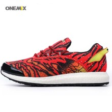 ONEMIX 2017 FREE 1136 sport Run sneaker Men's Running Mesh shoes Black Ghost Flame red Smurfs Ikran(China)