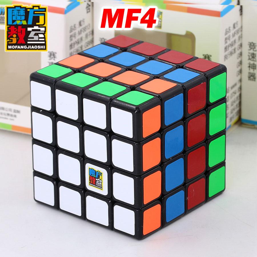 Puzzle Magic Cube Moyu cubing classroom Mofang Jiaoshi MF4 4X4X4 MF 4 level educational professional speed cube logic games toys