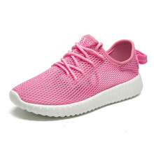 KERZER 2017 Spring Summer New Sneakers Women Mesh Breathable Walking Jogging Sneakers Mesh Breathable Sport Trainers Cheap