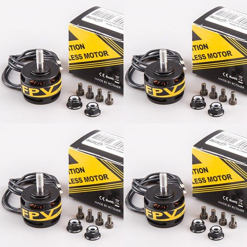 4pcs/lot Rctimer FR2206-2100KV    2206 kv2100 High Power FPV Racing Edition Motor for FPV Racing Quad  Freeshipping<br><br>Aliexpress