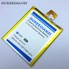 GUKEEDIANZI 2017 New L13D1P31 Real 3550mAh Rechargeable Tablets Battery For Lenovo LePad Pad S5000 S5000-H(China)