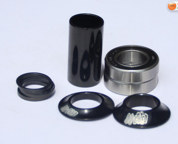 One Mid Sealed 19mm Bottom Bracket Bearings R12