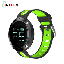 Buy DM58 Smart Band IP68 Waterproof Blood Pressure Heart Rate monitor Smart bracelet Fitness Tracker watch Android IOS PK miband for $48.80 in AliExpress store