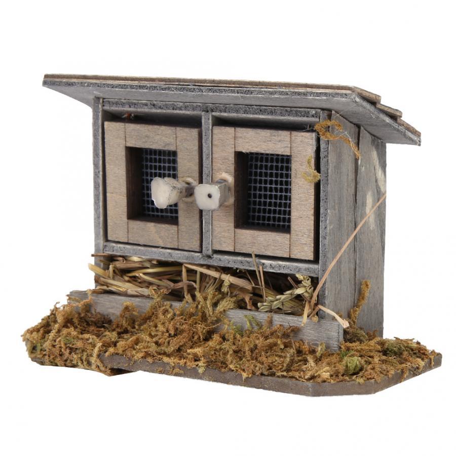 5X Dollhouse Miniature Game Machine Handle Decor accessories  BB