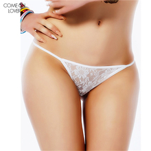 Comeonlover String Fashion Product Tangas Sexy Free Shipping New Trend Summer Style Excellent Quality PT5018 Thong Women(China)