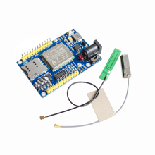 Wireless Module A7 GSM GPRS GPS 3 In 1 Module Shield DC 5-9V For  STM32 51MCU Support Voice/Short Message Univeral