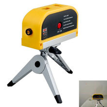 Laser Level Leveler Vertical Cross Line Laser Point Measuring Tool w/ Tripod Free shipping