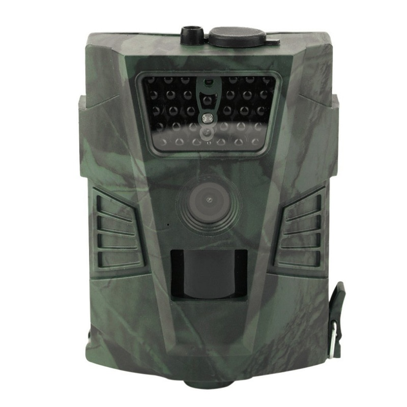 HT001 12MP 60 Degrees Detection Angle Hunting Camera Outdoor Digital Hunting Trail Camera Without LCD Wildlife Cameras 720P