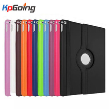 Fashion Leather Case For iPad Air 1 Luxury Cover Flip Stand Protective Case For Apple iPad Air 1 360 Rotating Case Fundas