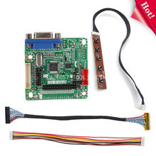 "TKDMR10""-42"" Universal 1set MT6820-B LVDS LCD Montor Screen Driver Controller Board 5V Computer Parts DIY Kit Hot free shipping(China)"
