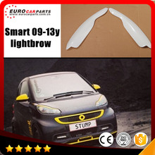 light brow fit for Smart 2009year~ ABS material making your smart emotional!(China)