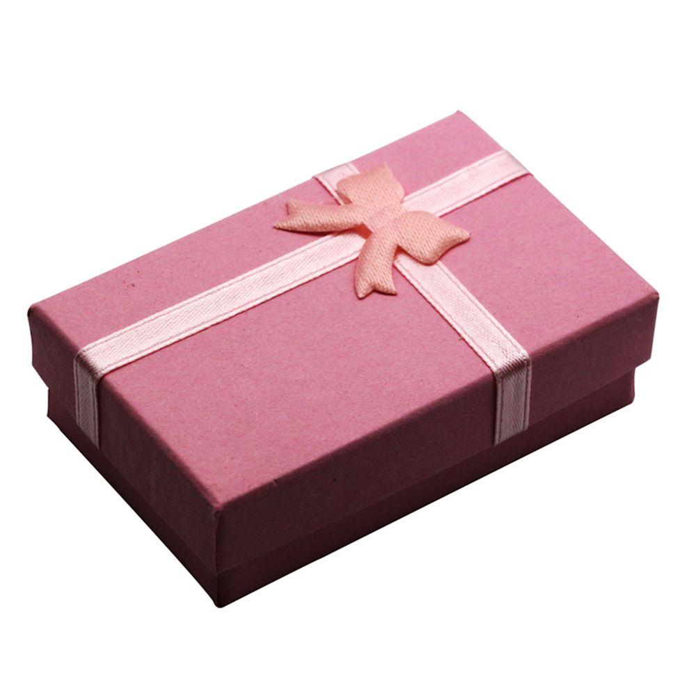 Jewellery Boxes Case Jewelry Gift Box For Necklace Bracelet Earrings Cardboard