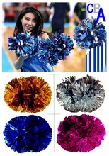 2pcs Cheerleading Pom Poms(China)