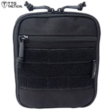 TTGTACTICAL Sidekick Military Utility Pouch Army Travel First Aid Molle EMT Medical Bag