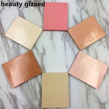 2017 highlighter Brand Sister Makeup Cosmetics Palette Eyeshadow Pallete Eye Shadow 6COLORS BUNDLES Shimmer Powder