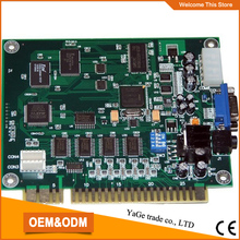 hot sell Multi games jamma pcb 60 in 1 pacman for mini arcade(China)