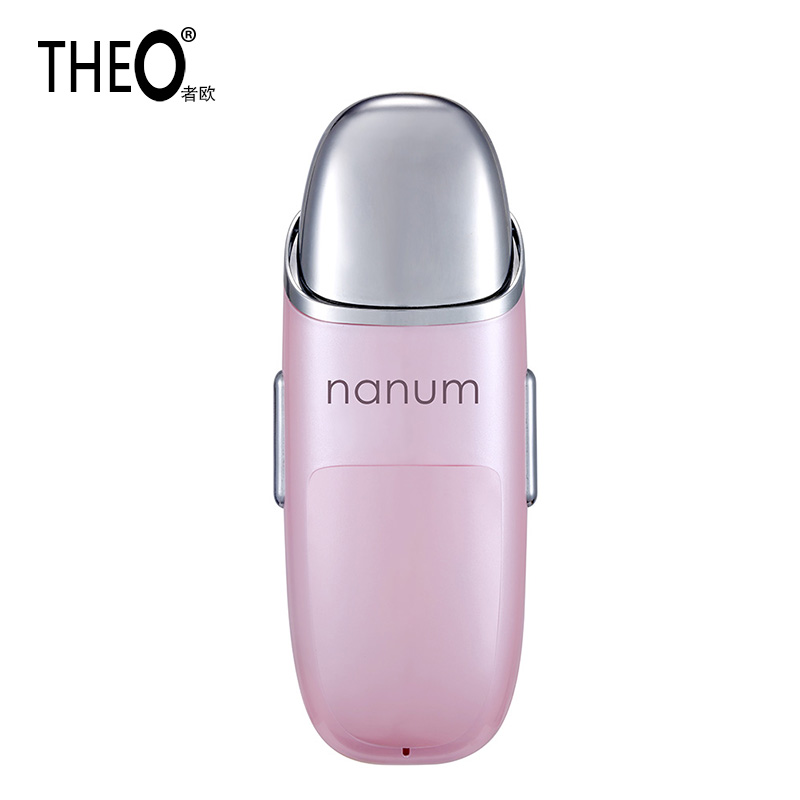 THEO Moisturizing Machine Beauty Face Machine USB Charge Portable Nano Mist Sprayer Beauty Instruments Device 1set HQT-BA001<br>