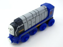 Wooden Thomas Train VINNIE T138W Thomas And Friends Trackmaster Magnetic Tomas Truck Car Locomotive Engine Railway Toys for Boys(China)