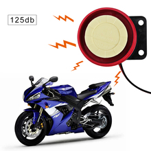 Anti-Theft Motorcycle Security Alarm System Remote Control Motorbike Bike Moto Scooter Motor Alarm System With Remote Start 12V(China)