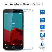 Prime6 99% HD Vision 0.3mm 9H 2.5D Luxury Tempered Glass Film For Vodafone Smart Prime 6 Screen Protectors