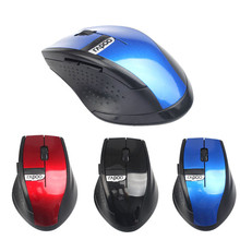 Reliable Optical gaming font b mouse b font New 2 4GHz Wireless Optical Gaming font b