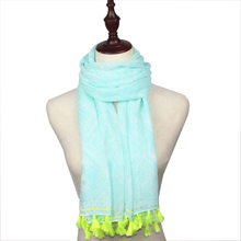 Large Soft Viscose Scarf With Tassels Fashion Soild Spring Echarpe Smooth Warm in Winter Shawl For Women Pashmina Shawl