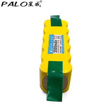 Palo 14.4V 3500mAh NI-MH rechargeable Battery For IRobot Roomba 500 520 550 560 580 600 620 630 650 700 780 770 Vacuum cleaner(China)