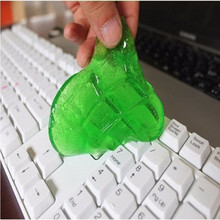 Multipurpose Silicone Super Cleaner Universal Keyboard Clean Gum Magic Dust Remover Clean Up The Cracks(China)