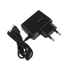 10pcs a lot EU or US Plug Wall Travel Charger Cable Adapter Power Supply AC Adapter for ND SL Console for N DS Lite