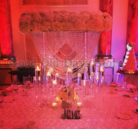 Wedding decoration aliexpress image collections wedding dress wedding decoration shop cheap wedding decoration from china 80cm tall crystal table centerpiece flower stand wedding junglespirit Images