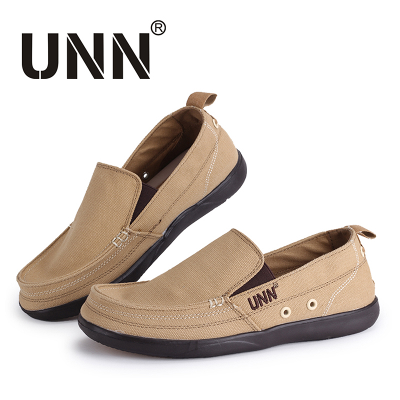 2017  driving shoes new fashion  Men loafers lazy canvas slip-on footwear Casual Breathable flats shoes<br><br>Aliexpress