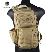 Emersongear Transformer Backpack Emerson Tactical 1000D TFM3 Sling Pack Shoulder Military Multi-Purpose EM8607A Khaki