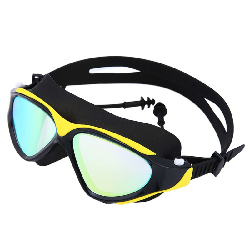 Goggles Professional Children Silicone Swimming Goggles Anti-fog UV Swimming Glasses for Men Women Eyewear 31